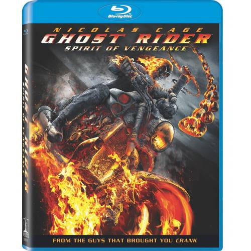 Ghost Rider: Spirit Of Vengeance (Blu-ray) (With INSTAWATCH) (Anamorphic Widescreen)
