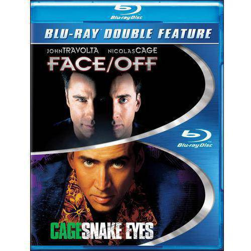 Face/Off / Snake Eyes (Blu-ray) (Widescreen)