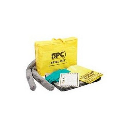 Sorbent Products Spc Ska-Pp Absorbent Spill Kit Economy
