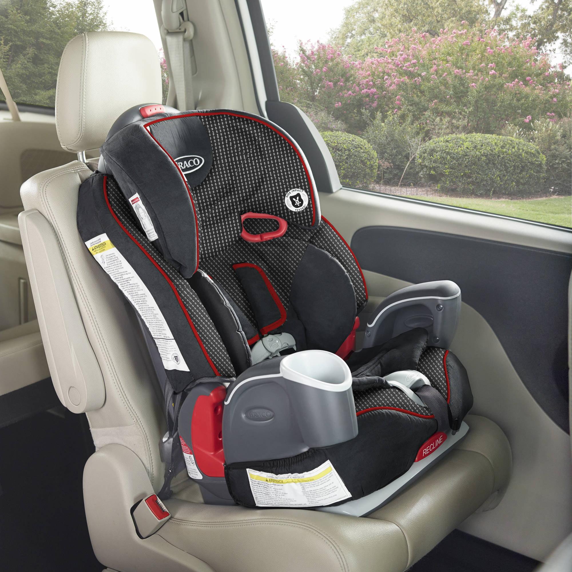 Graco Nautilus 3 In 1 Multi Use Car Seat