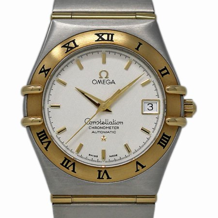 Pre-Owned Omega Constellation 368.1201 Steel Women Watch (Certified Authentic & Warranty)