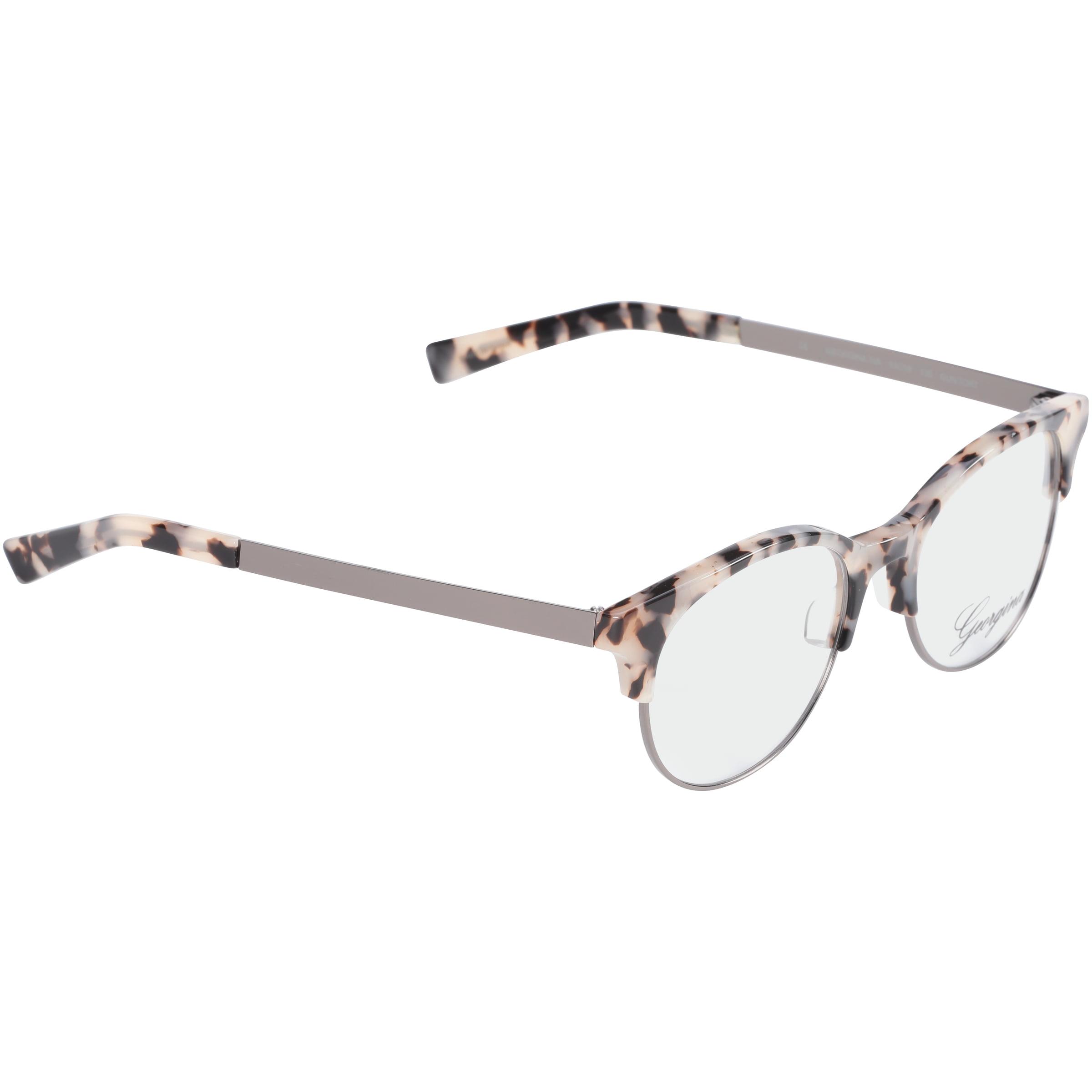 767d3f7989c3 Georgina Eyewear Rx-able Eyeglass Frames 705 Gun Tortoise - Walmart.com