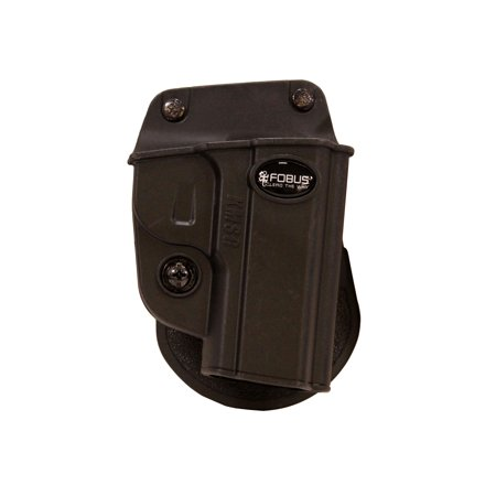 Fobus Evolution Holster Kimber Micro, Micro 9, Sig P238, P938 .22, P938 9mm, Paddle, Right Hand, Black