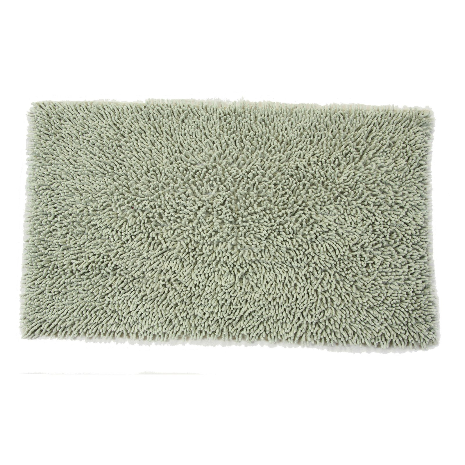 Elegance Collection Chenille Shaggy Bath Rug