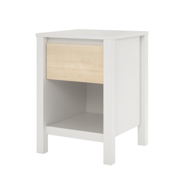 Novogratz Addison Nightstand, Natural