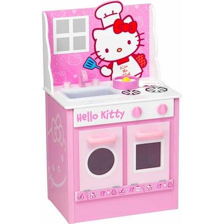 Hello Kitty Classic Kitchen Play Set