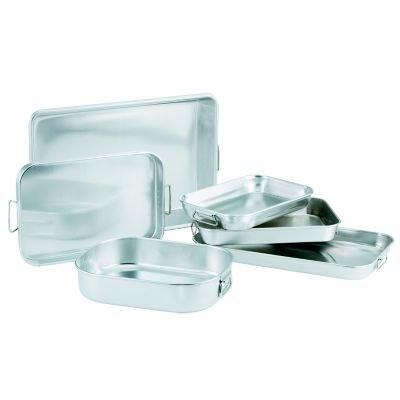 68257 Wear-Ever HD 7.5 Quart Aluminum Baking   Roasting Pan, 68257 Company D Aluminum 68358 N5300 L The 1734... by