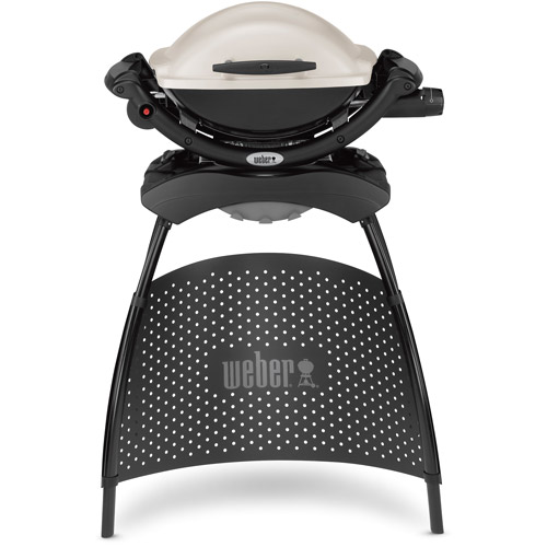 Weber 1-Burner Q1000 Gas Grill with Stand