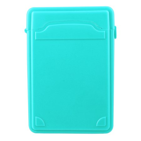 3.5 Inch Desktop Storage - Shockproof Anti-Static 3.5 Inch IDE/SATA External HDD Storage Protection Boxes