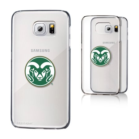 Colorado State University Clear Case for the Galaxy S6 NCAA