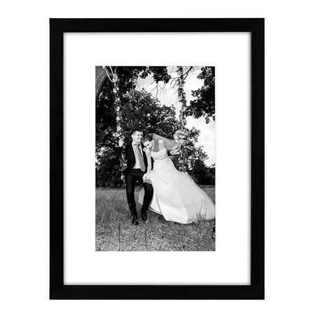 Americanflat 12x16 Black Picture Frame