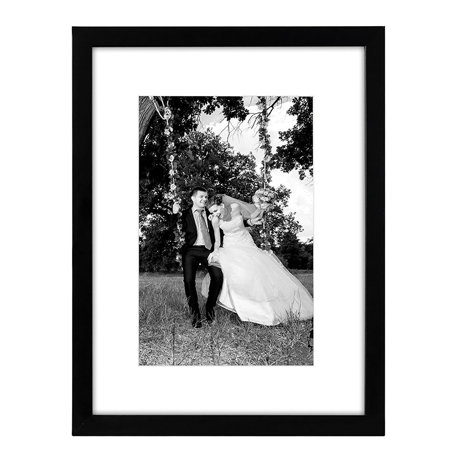 Americanflat 12x16 Black Picture Frame by Americanflat