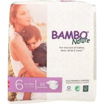 Diapers: Bambo Nature