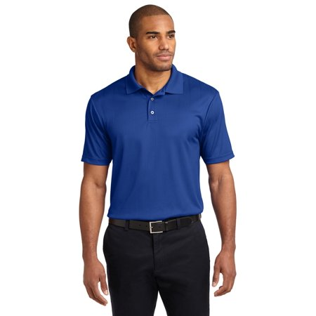 Port Authority® Performance Fine Jacquard Polo. K528 Hyper Blue 2Xl - image 1 of 1