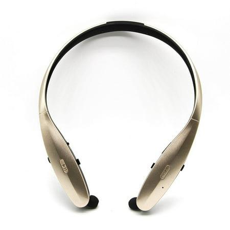 SUNWAND ®Wireless Bluetooth Stereo Headsets Universal Vibration Flex