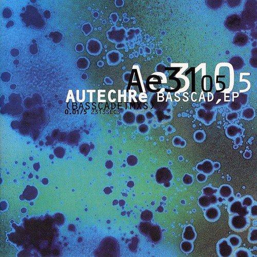 Autechre - Basscadet [CD]