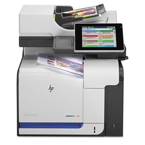 HP CD645A LaserJet Enterprise 500 Color MFP M575f Laser Printer, Copy Fax Print Scan by HP