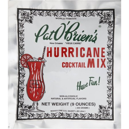 Hurricane Mix (Pat O'Brien's Hurricane Cocktail Mix, 9 oz )