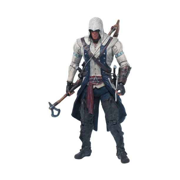 Assassin S Creed Series 1 Connor Action Figure Walmart Com Walmart Com