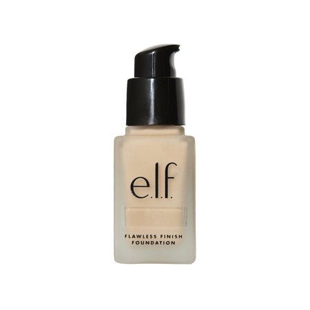 e.l.f. Cosmetics Flawless Finish Foundation, (Best Flawless Foundation For Mature Skin)