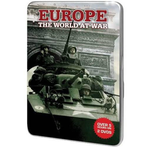 Europe: The World At War (Embossed Tin)