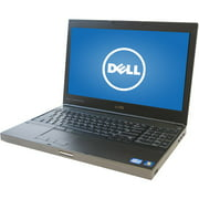 "Refurbished Dell 15.6"" M4600 Laptop PC with Intel Quad-Core i7-2820QM Processor, 8GGB Memory, 256GB Solid State Drive and Windows 10 Pro"