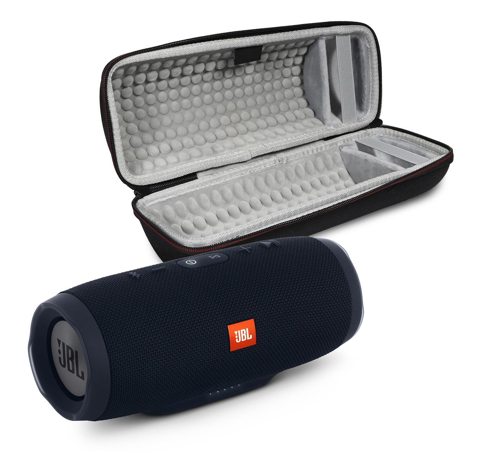 JBL Charge 3 Black Portable Bluetooth Speaker w  Case by JBL