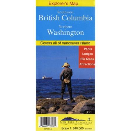 Southwest Gemstone - Southwest British Columbia & Northern Washington 2004