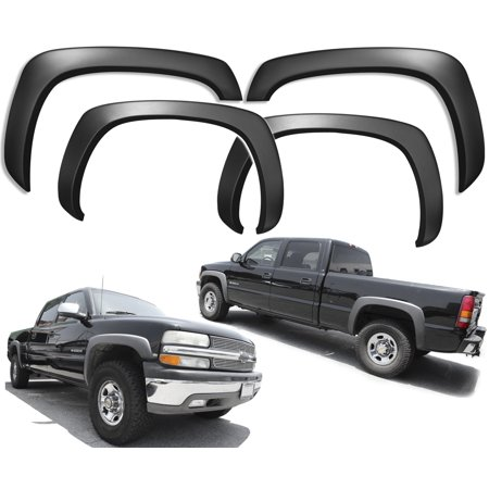 Fender Flares Guard (OxGord - Ram 15/25/3500 Years 2002-2008 - OE Style Fender Flares - Set of)