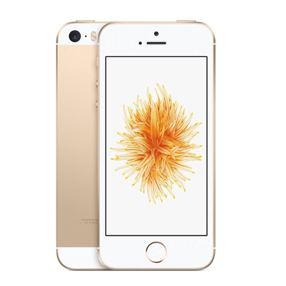 Refurbished Apple iPhone SE 16GB, Gold - Unlocked GSM ...