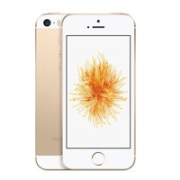 Refurbished Apple iPhone SE 16GB, Gold - Unlocked GSM