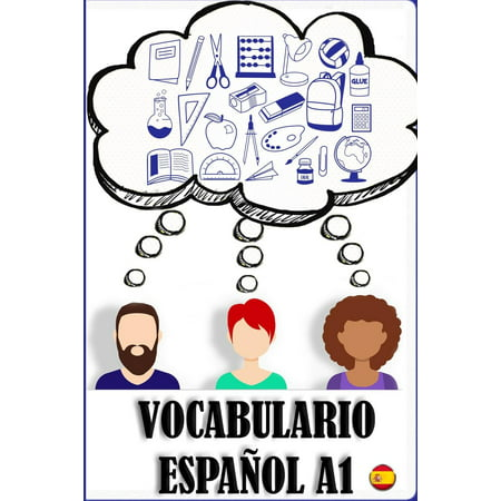 Vocabulario A1 español: Ejercicios de vocabulario para principiantes. Spanish for beginners.