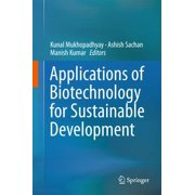 Applications of Biotechnology for Sustainable Development - eBook