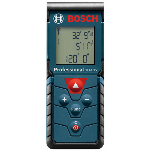 Bosch 120 Ft. Laser Distance Measurer