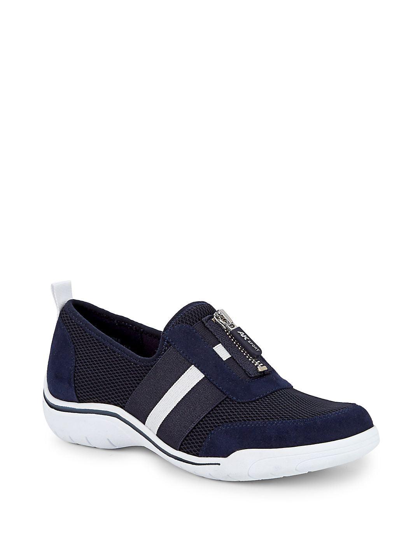 Genius Zip-Trim Sneakers