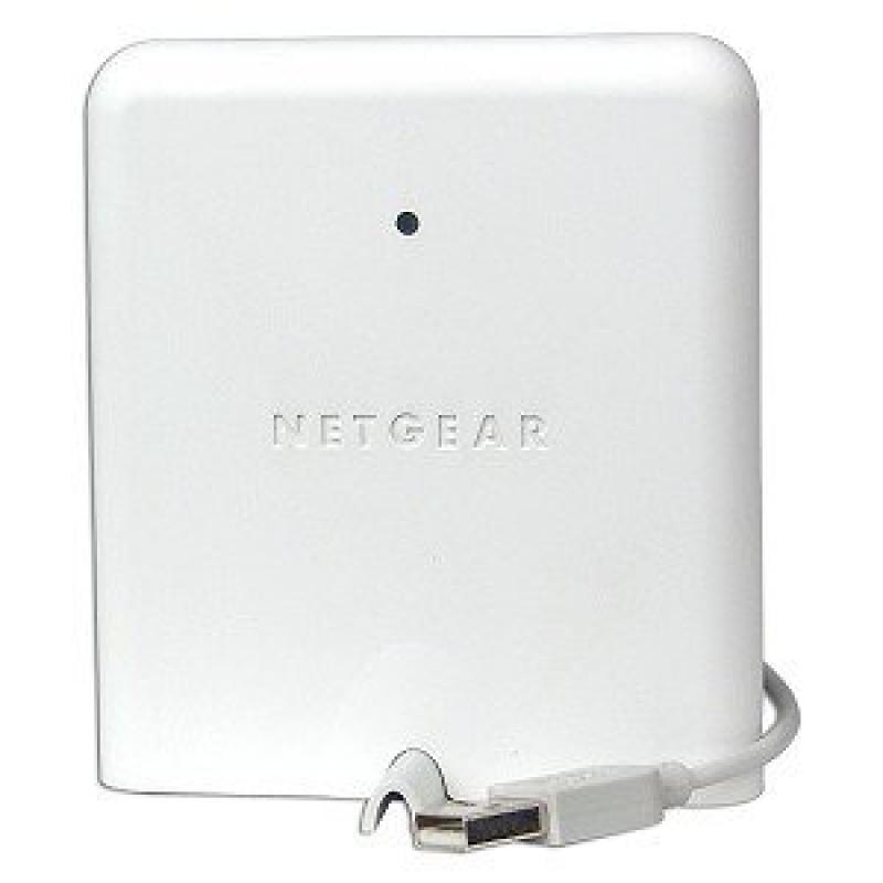 Netgear 802.11n Rangemax Next Wireless-N USB 2.0 Adapter