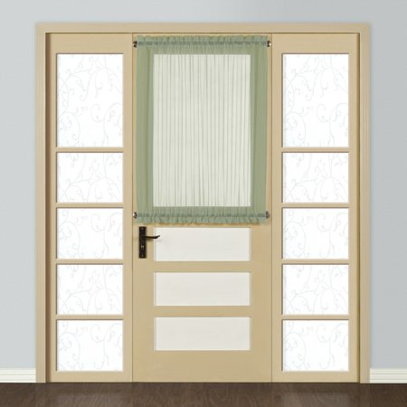 United Curtain Monte Carlo Window Door Panel