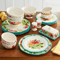 Deals on The Pioneer Woman Dinnerware Set 20 Pieces
