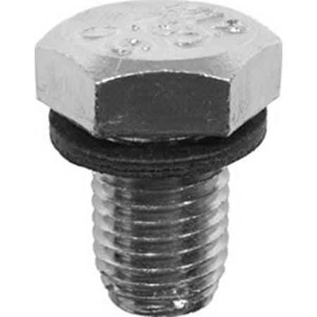 Toyota Oil Drain Plug Gasket - Clipsandfasteners Inc 5 M12-1.50 Single Oversize Oil Drain Plugs with Gasket
