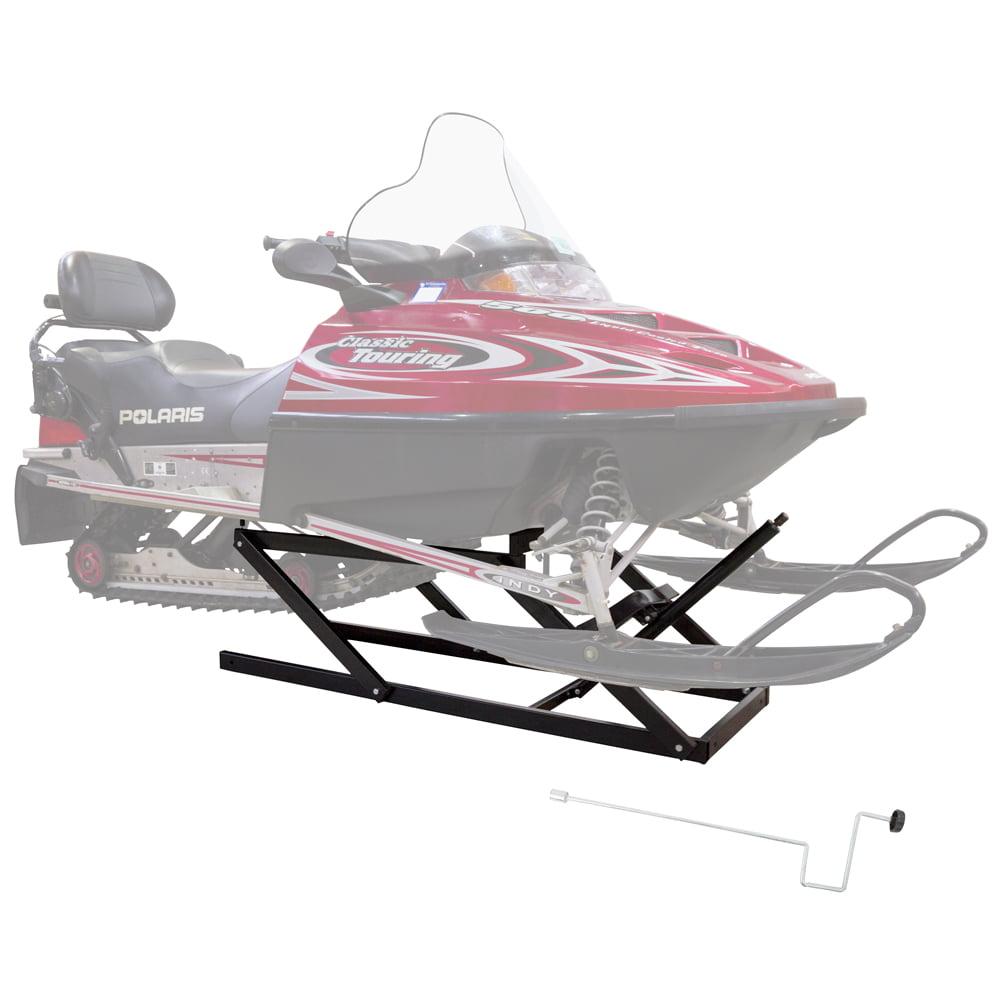 Black Ice Snowmobile Jack Lift Maintenance Body Hoist
