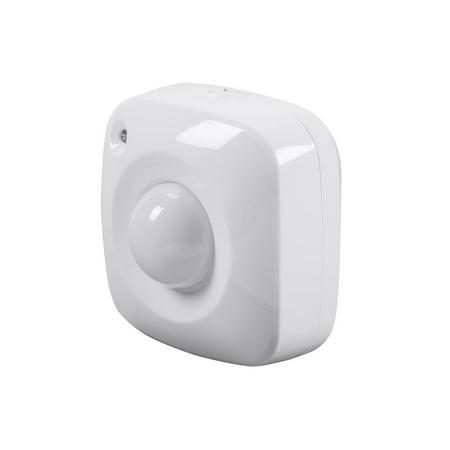 Monoprice Z-Wave Plus PIR Multi Sensor | Temperature - Humidity - Light - Motion