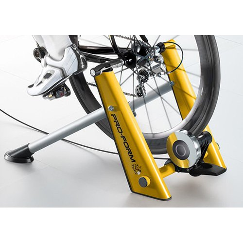 Tour de France Yellow Jersey Cycletrainer