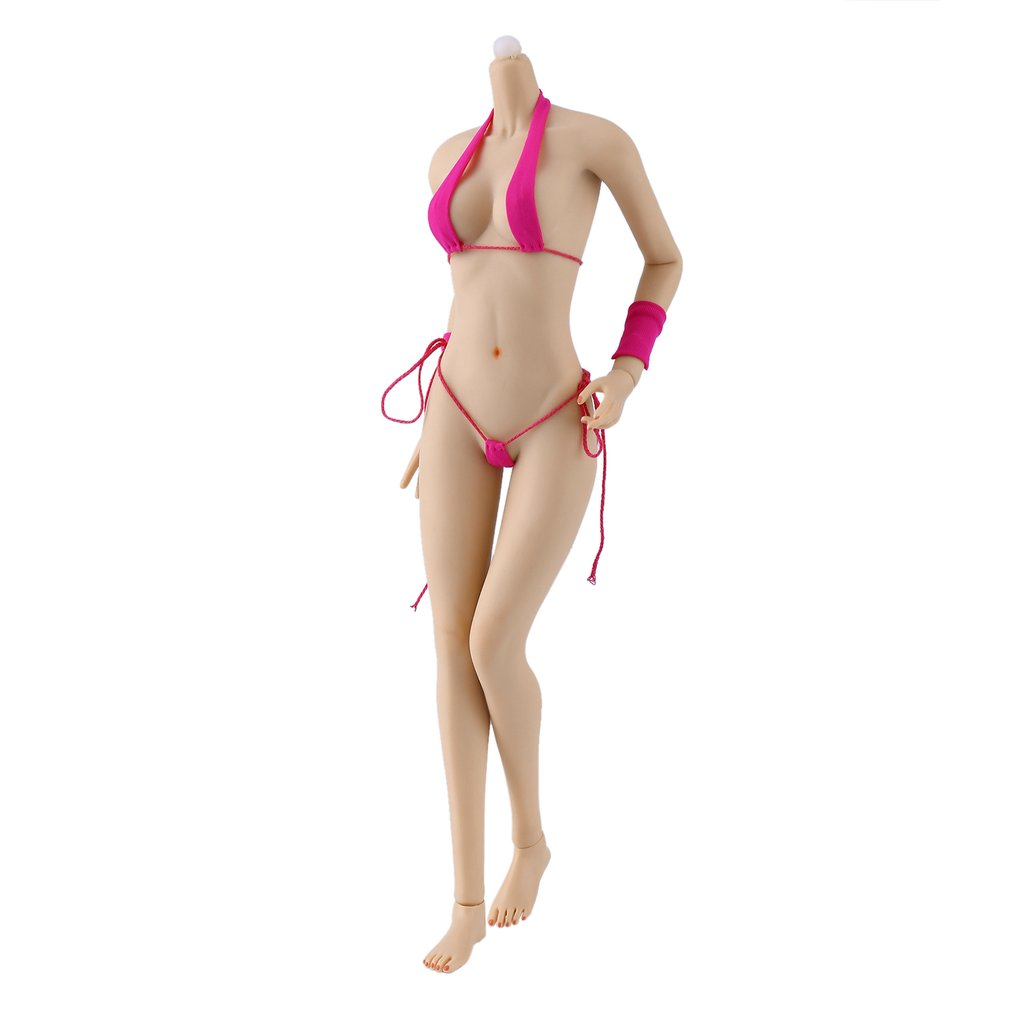 1/6 Female Art Manikin Mannequin Figure Toy w Stand, Flex...