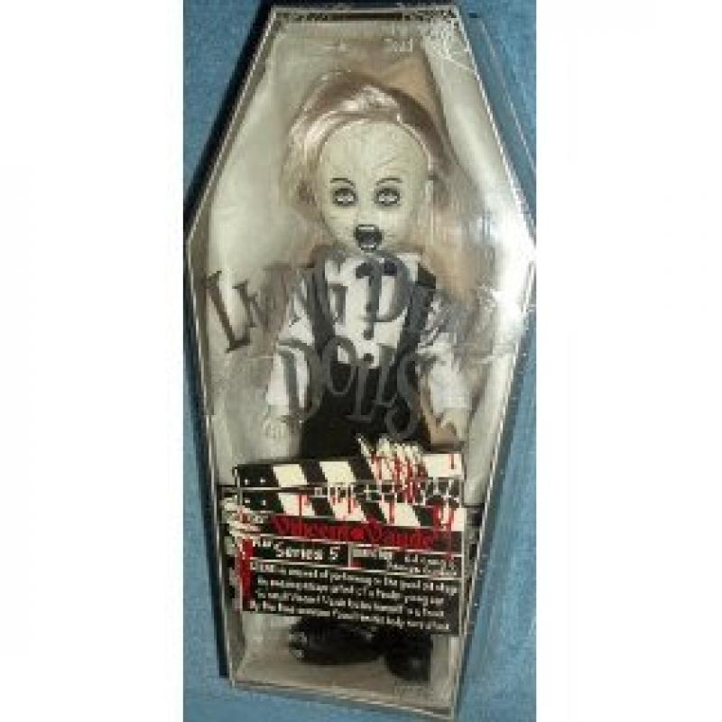 Mezco Toyz Living Dead Dolls Series 5 Vincent Vaude Black...