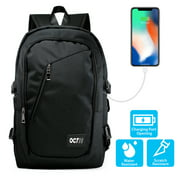 Business Water-resistant Anti-theft School Laptop Backpack