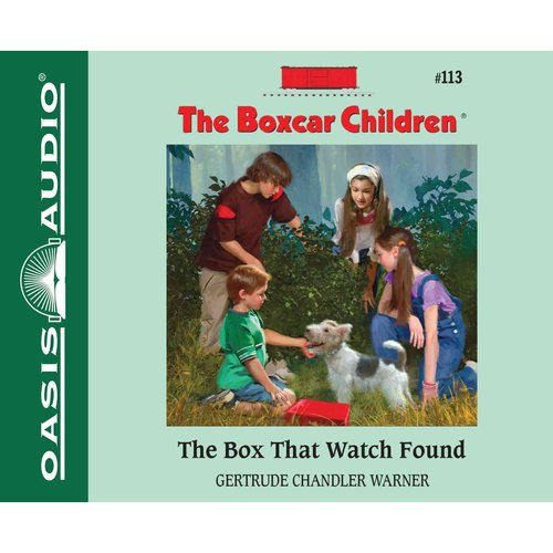 The Box That Watch Found: Library Edition