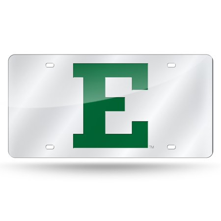 Eastern Michigan Eagles NCAA Laser Cut License Plate Tag (Eagle Industries Plate Carrier)