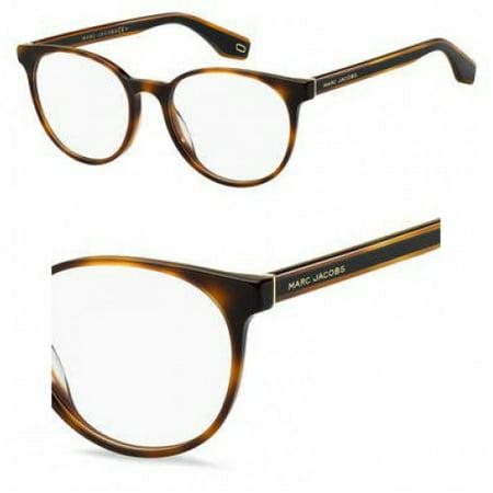 da21e4e6e9 Eyeglasses Marc Jacobs 283 0086 Dark Havana - Walmart.com