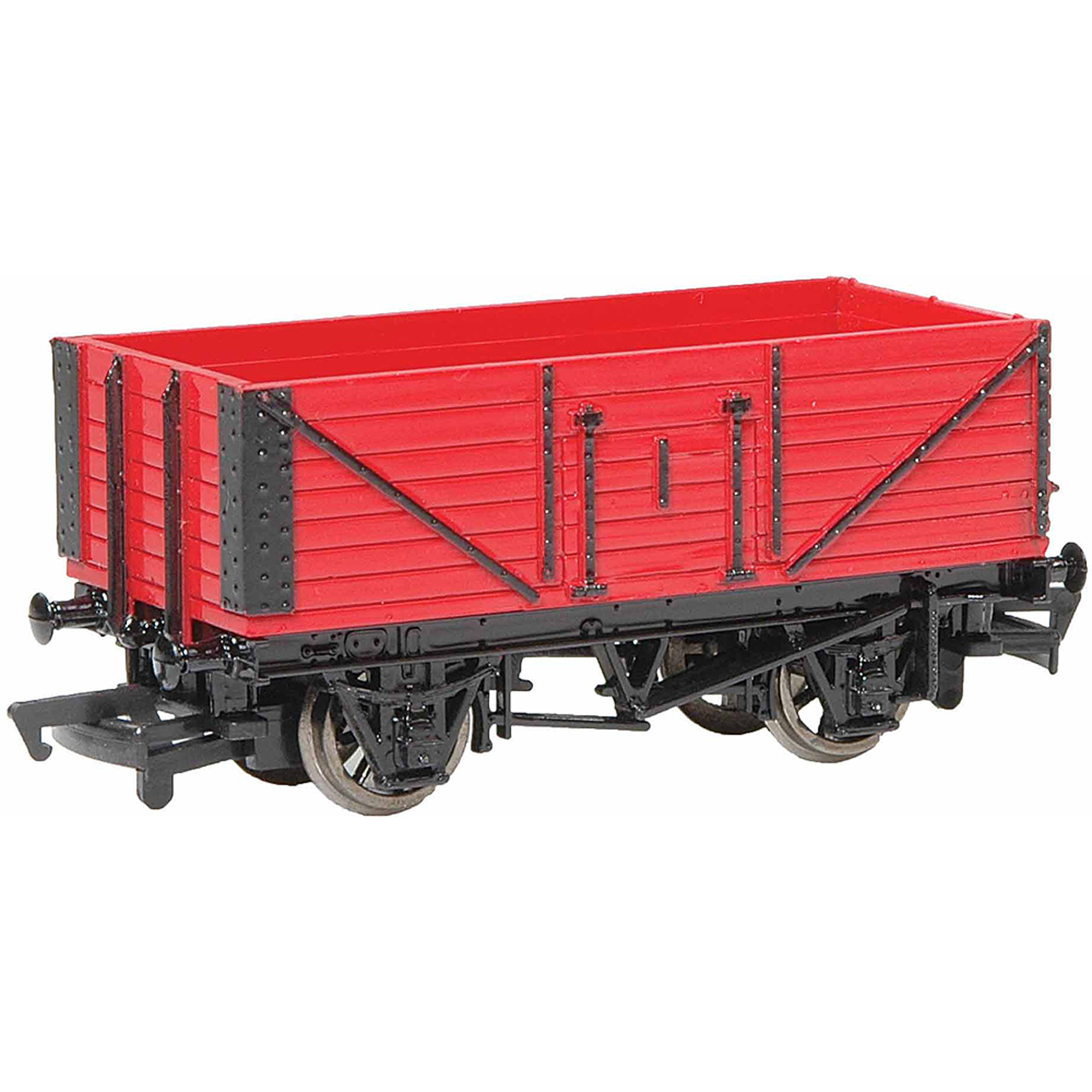 Bachmann Trains Thomas and Friends Open Wagon, Red, HO Scale Train