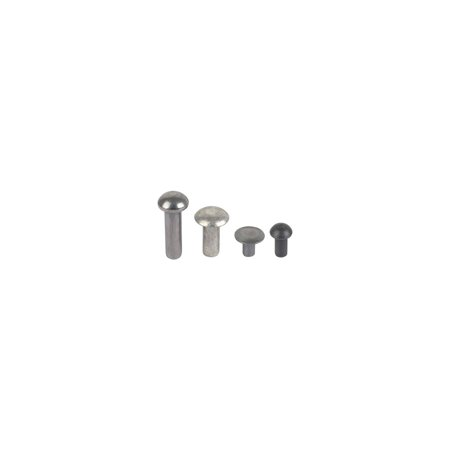 MACs Auto Parts Premier  Products 48-23968 Ford Pickup Truck Bed Rivet Set - 160 Pieces ()